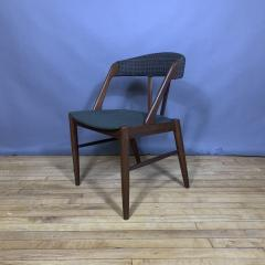 Late 20thc Danish Design Y Frame Side or Desk Chair - 1689791