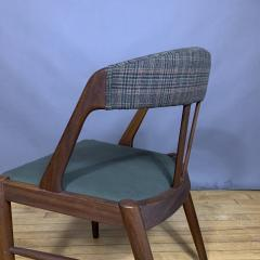 Late 20thc Danish Design Y Frame Side or Desk Chair - 1689794