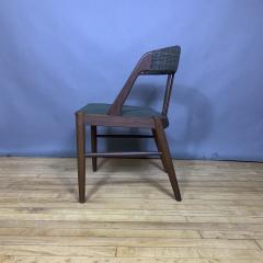 Late 20thc Danish Design Y Frame Side or Desk Chair - 1689795