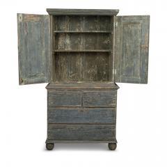 Late Baroque Swedish Cupboard - 2117673
