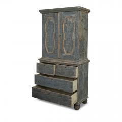 Late Baroque Swedish Cupboard - 2117676