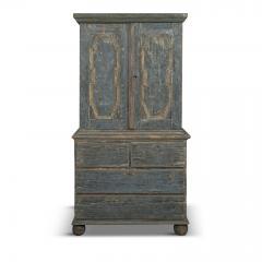 Late Baroque Swedish Cupboard - 2117680