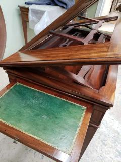 Late Louis XVI Mahogany Architects Table Late 18th Century - 1262153