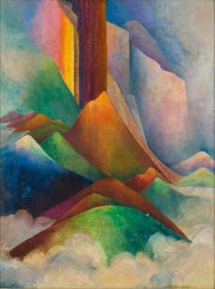Laura Elston Glenn Painting by Laura Elston Glenn 1880 1952 - 1957180