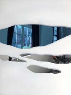 Laurene Guarneri Hand Sculpted Horizon Mirror Laurene Guarneri - 1413679