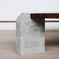Lawton Mull Circular Monument Table by Lawton Mull - 1941420