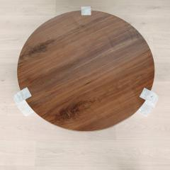 Lawton Mull Circular Monument Table by Lawton Mull - 1941422