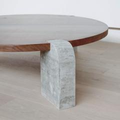 Lawton Mull Circular Monument Table by Lawton Mull - 1941424