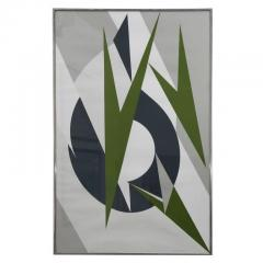 Lee Lenore Krasner Lee Krasner Embrace A P Print Krasner inscribed as gift to John Dewey  - 613259