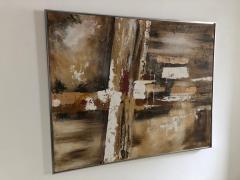 Lee Reynolds Lee Reynolds Large Abstract Painting Vanguard Studio - 1385371