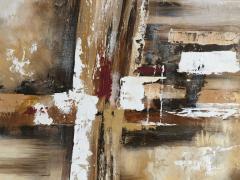 Lee Reynolds Lee Reynolds Large Abstract Painting Vanguard Studio - 1385389
