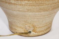 Lee Rosen Large Ceramic Table Lamp - 1990486