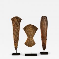 Lega People DRC Three rare Ivory Ceremonial Hammers - 1973342
