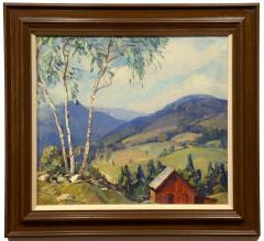 Leo B Blake Summer in Vermont - 1243543