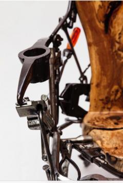 Leo Capote Contemporary Chair Ferramenta Tool by Brazilian Designer Leo Capote - 1222254