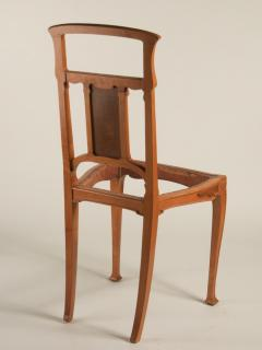 Leon Benouville Leon Benouville Single Art Nouveau Side Chair - 242949
