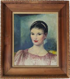 Leon Kroll Portrait of Theresa Rogers - 326588