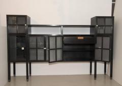Leon Rosen Leon Rosen Piombo Cabinet For Pace Collection - 696483