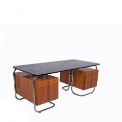 Leon Rosen Pace Collection Executive Desk A Leon Rosen design - 1685291