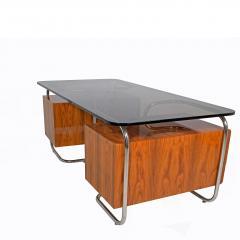 Leon Rosen Pace Collection Executive Desk A Leon Rosen design - 1685494
