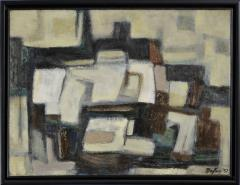 Leonard L Nelson Oil on Canvas by Leonard Nelson - 81370