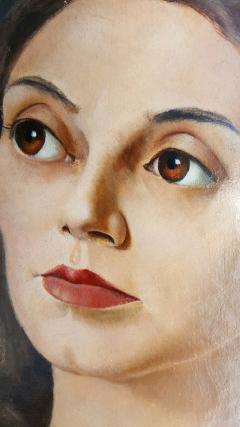 Leonor Fini Portrait de Femme - 292135