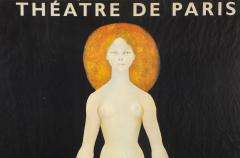 Leonor Fini Poster of Theatre De Paris Le Concile dAmour after Leonor Fini - 958065