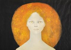 Leonor Fini Poster of Theatre De Paris Le Concile dAmour after Leonor Fini - 958066