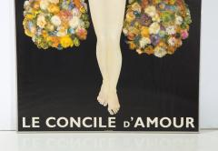Leonor Fini Poster of Theatre De Paris Le Concile dAmour after Leonor Fini - 958067