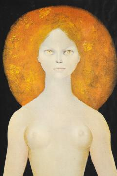 Leonor Fini Poster of Theatre De Paris Le Concile dAmour after Leonor Fini - 958068