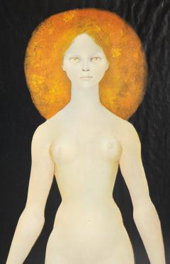 Leonor Fini Poster of Theatre De Paris Le Concile dAmour after Leonor Fini - 958071