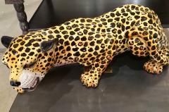 Leopard on the Prowl Italian 20th Century - 988707