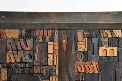 Les Lettres Contemporary Art Work by Raoul W  - 667032