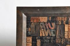Les Lettres Contemporary Art Work by Raoul W  - 667033