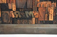 Les Lettres Contemporary Art Work by Raoul W  - 667038