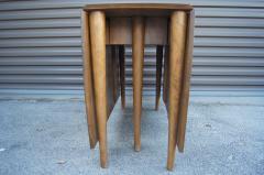 Leslie Diamond Birch Modernmates Dining Table by Leslie Diamond for Conant Ball - 927910
