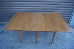 Leslie Diamond Birch Modernmates Dining Table by Leslie Diamond for Conant Ball - 927912