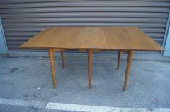 Leslie Diamond Birch Modernmates Dining Table by Leslie Diamond for Conant Ball - 927913