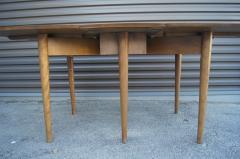Leslie Diamond Birch Modernmates Dining Table by Leslie Diamond for Conant Ball - 927916