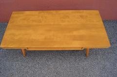 Leslie Diamond Modernmates Coffee Table by Leslie Diamond for Conant Ball - 1117790