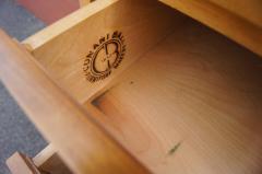 Leslie Diamond Modernmates Five Drawer Dresser by Leslie Diamond for Conant Ball - 1117811