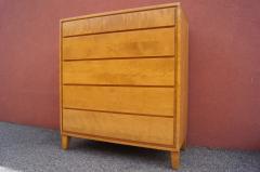 Leslie Diamond Modernmates Five Drawer Dresser by Leslie Diamond for Conant Ball - 1117814