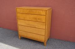 Leslie Diamond Modernmates Five Drawer Dresser by Leslie Diamond for Conant Ball - 1117815