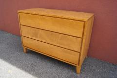 Leslie Diamond Modernmates Three Drawer Dresser Chest by Leslie Diamond for Conant Ball - 1117817