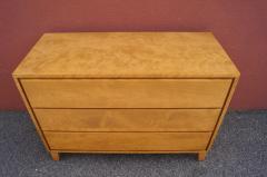 Leslie Diamond Modernmates Three Drawer Dresser Chest by Leslie Diamond for Conant Ball - 1117818