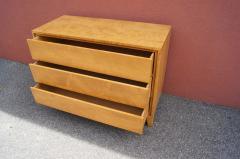 Leslie Diamond Modernmates Three Drawer Dresser Chest by Leslie Diamond for Conant Ball - 1117820