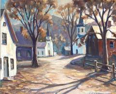 Lester E Chadbourne Churches New England  - 1939706