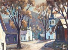 Lester E Chadbourne Churches New England  - 1939708