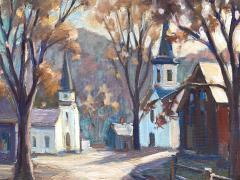 Lester E Chadbourne Churches New England  - 1939709