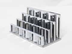 Letter rack by Jacques Adnet - 1423509